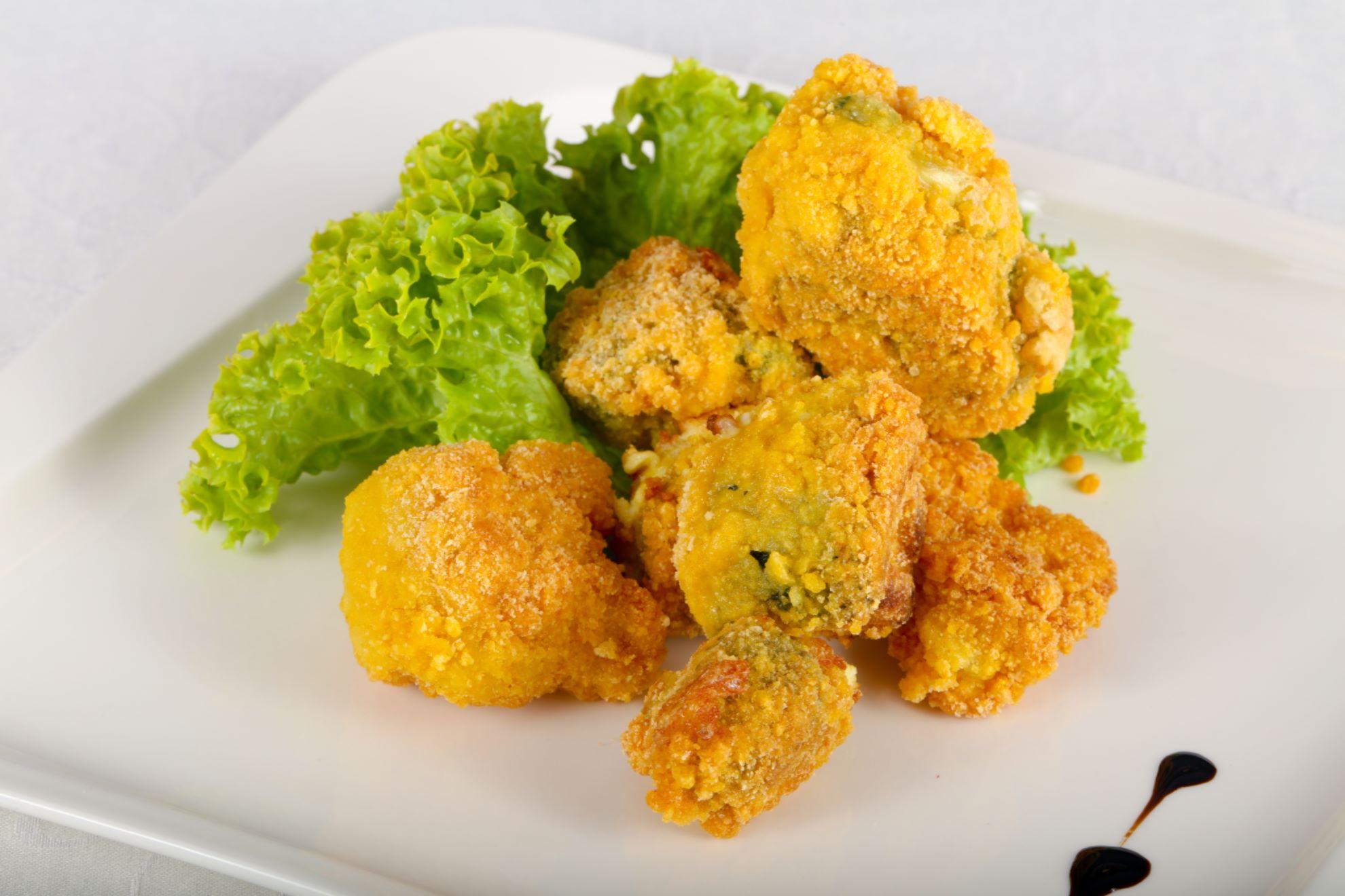 капуста брокколи в кляре-рецепт